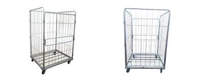 Trolleys type container